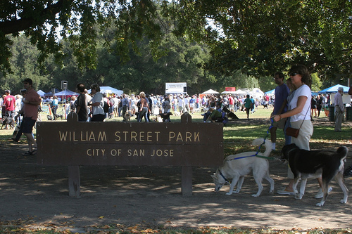 Bark in the Park 2006, by Tom Clifton on Flickr