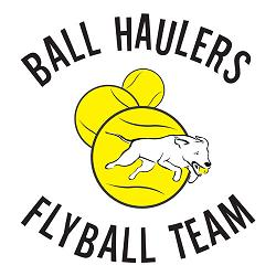 Ball Haulers Flyball Team